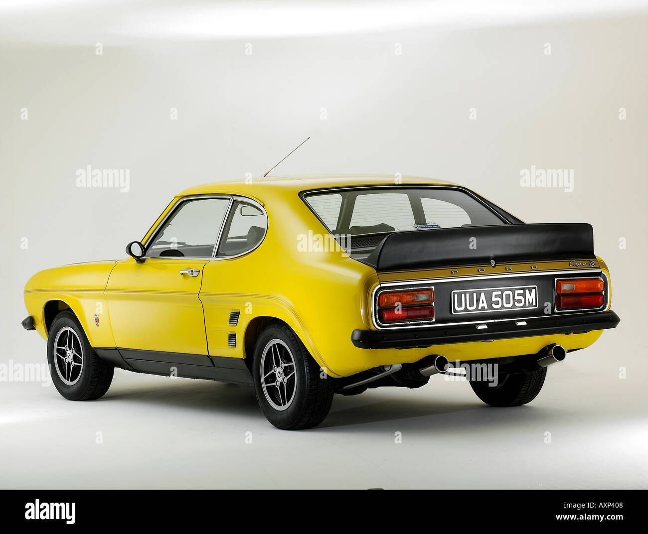 1973 ford capri rs 3100 stock photo royalty free image. Black Bedroom Furniture Sets. Home Design Ideas