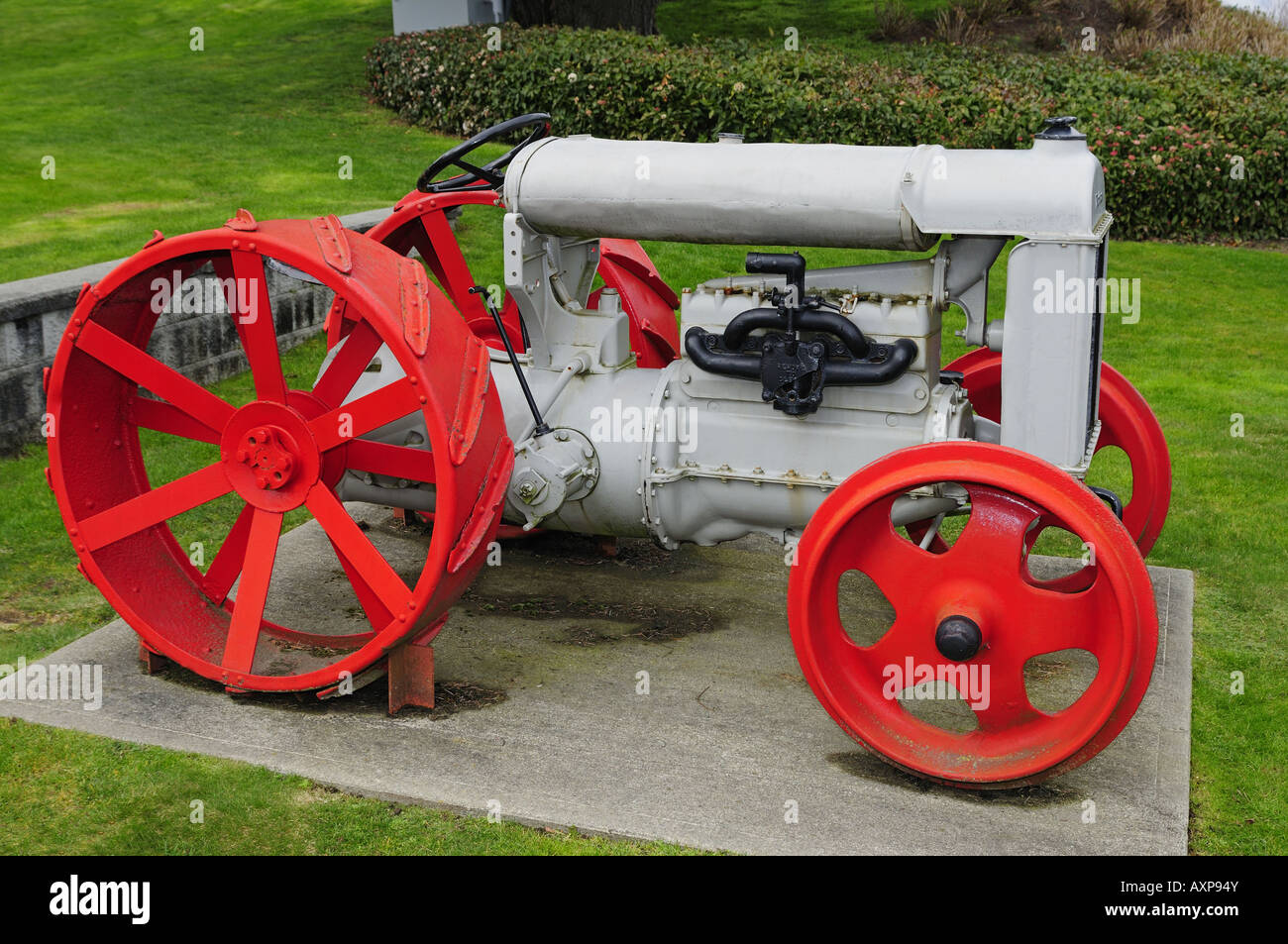 Ford Model F Tractor : Fordson model f tractor circa stock photo royalty