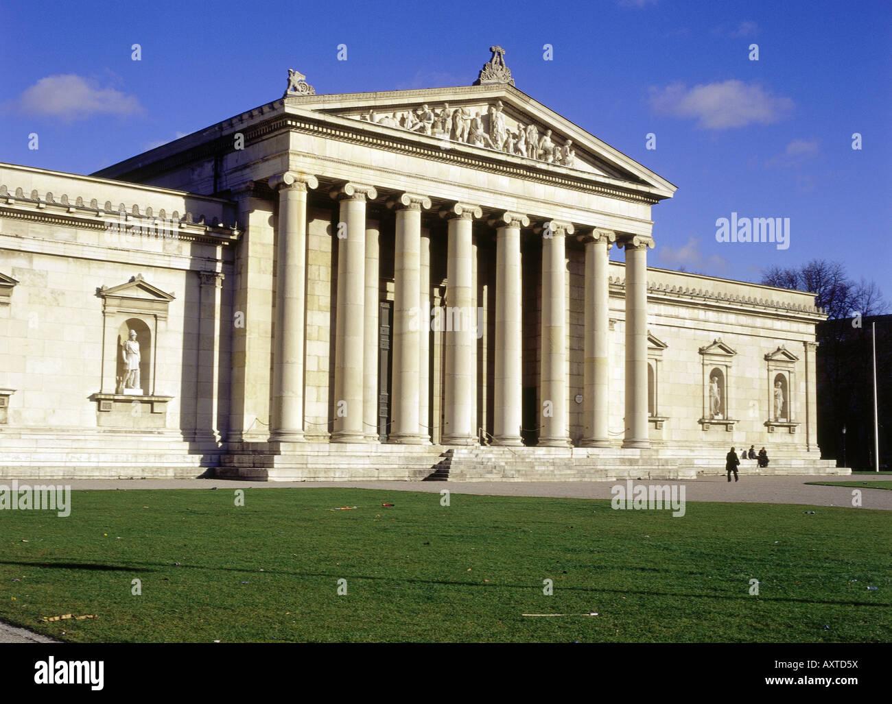 Munich Museum - Visitors sights