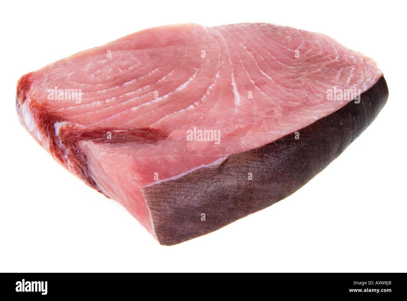 very fresh raw sword, fish, swordfish Xiphias gladius ...