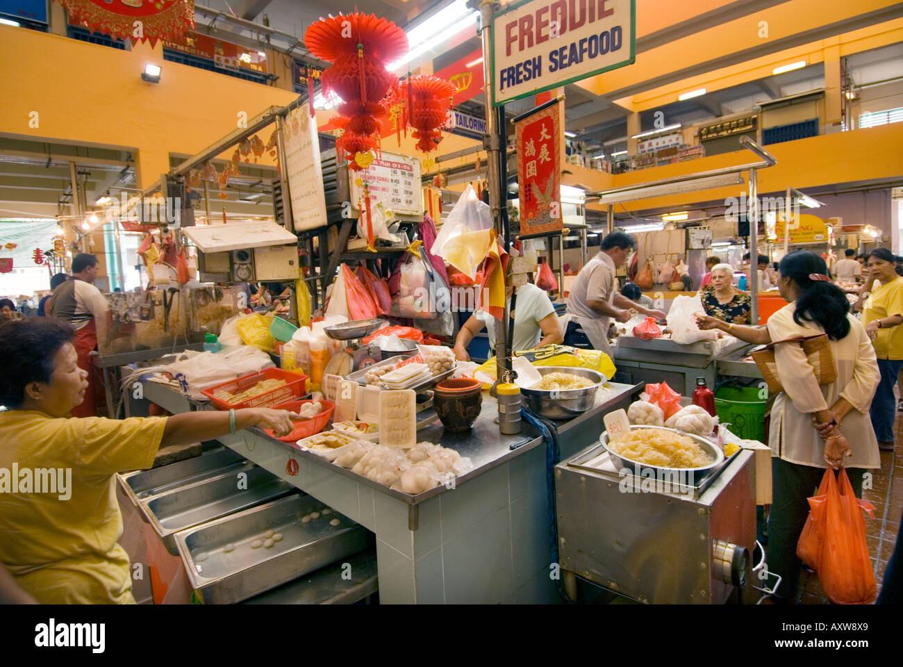 Tekka centre little india fishmarket fish market singapore for San francisco fish market