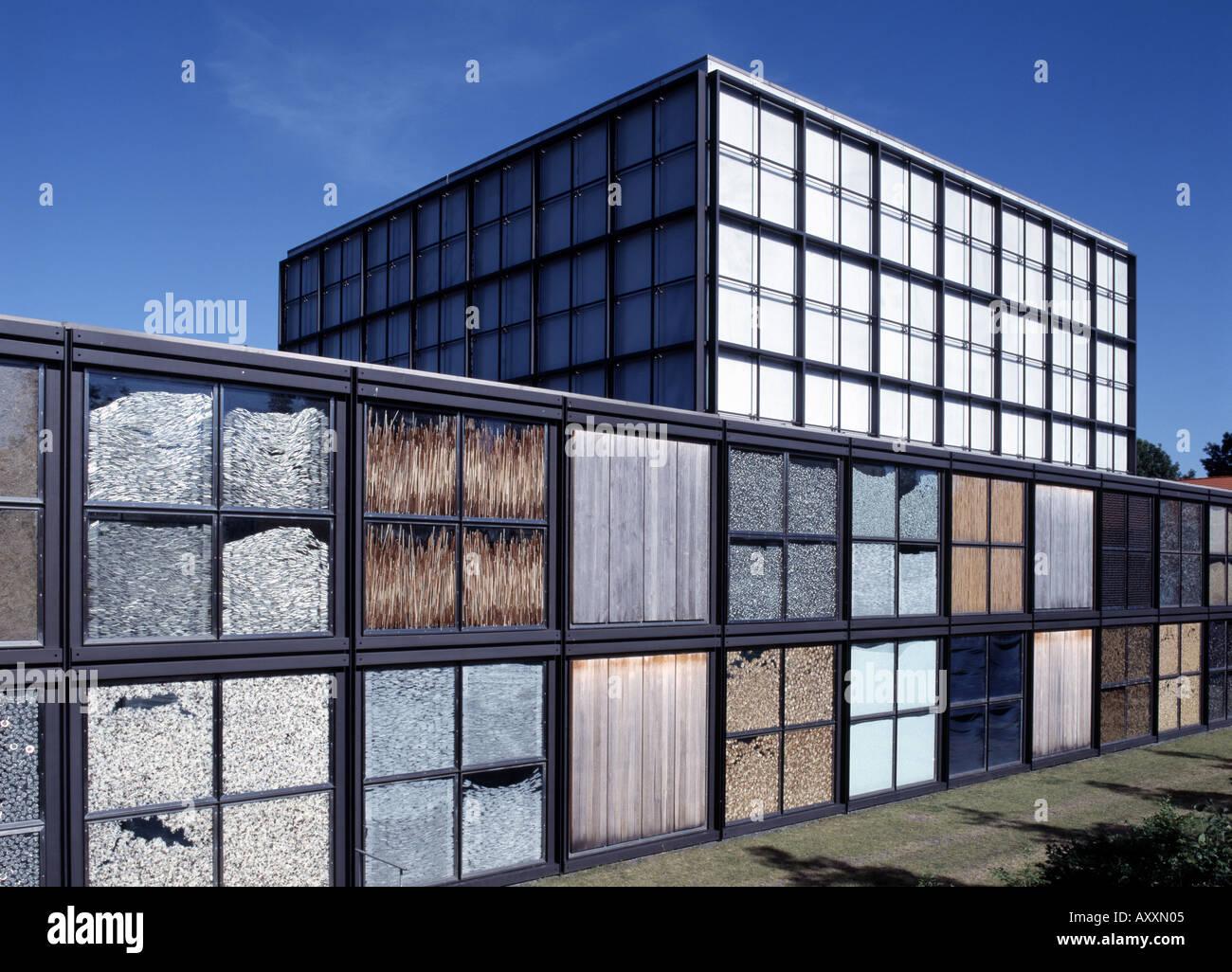 volkenroda christus pavillon gerkan marg und partner. Black Bedroom Furniture Sets. Home Design Ideas