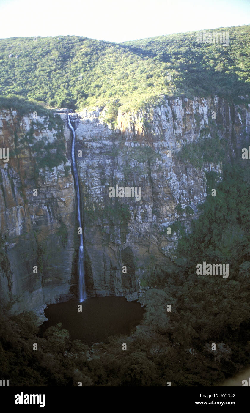Butterworth South Africa  city pictures gallery : Stock Photo South Africa Bawa Falls just outside Butterworth in the ...