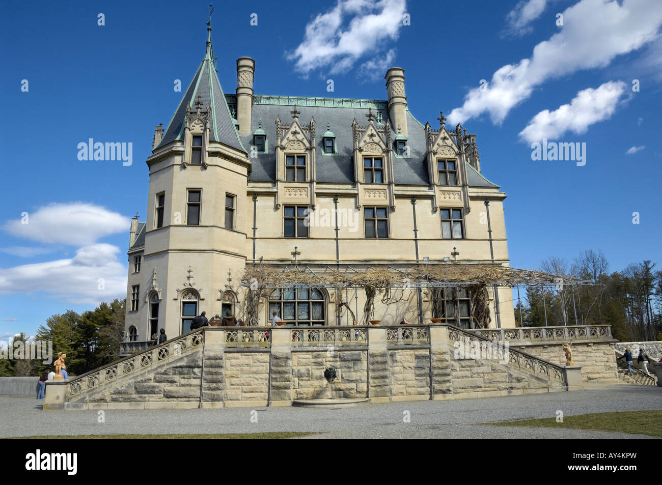 Stay on Biltmore Estate. Vacation like a family friend of the Vanderbilts at our convenient Village Hotel, elegant Inn, or our charming Cottage, comprising the lodgings of Biltmore.