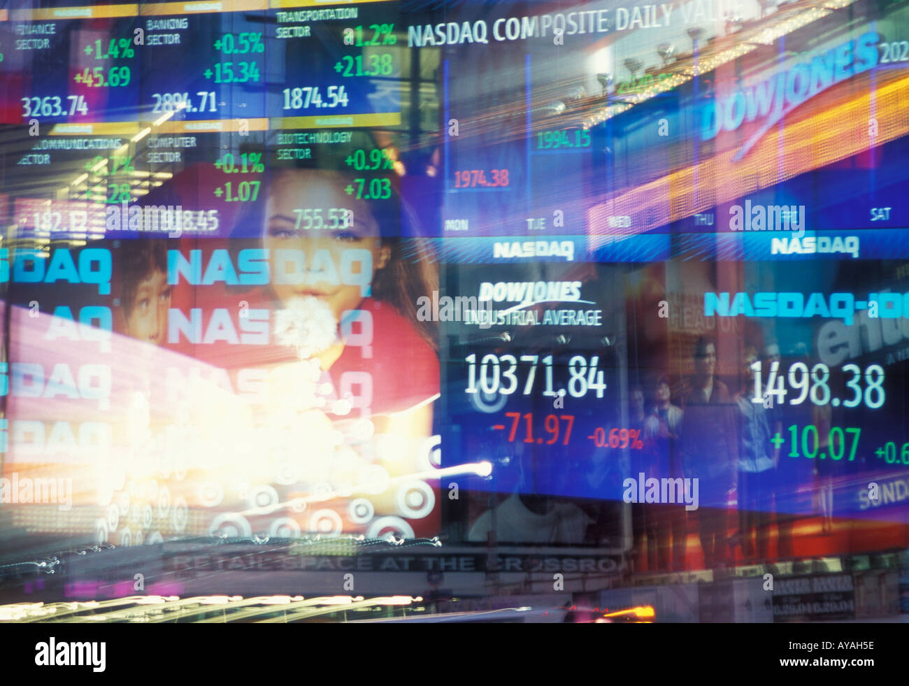 Nasdaq Stock Quotes Nasdaq Stock Quotes Times Square Manhattan New York City United .