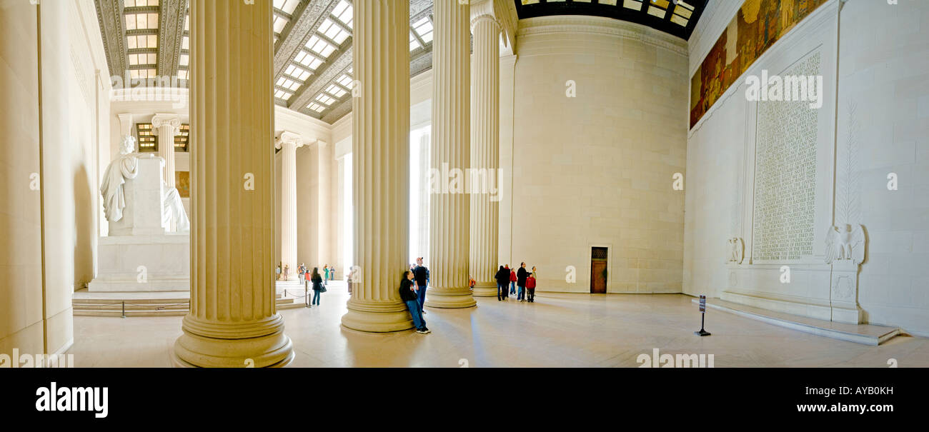 Interior of the lincoln memorial washington dc high for High resolution interior images