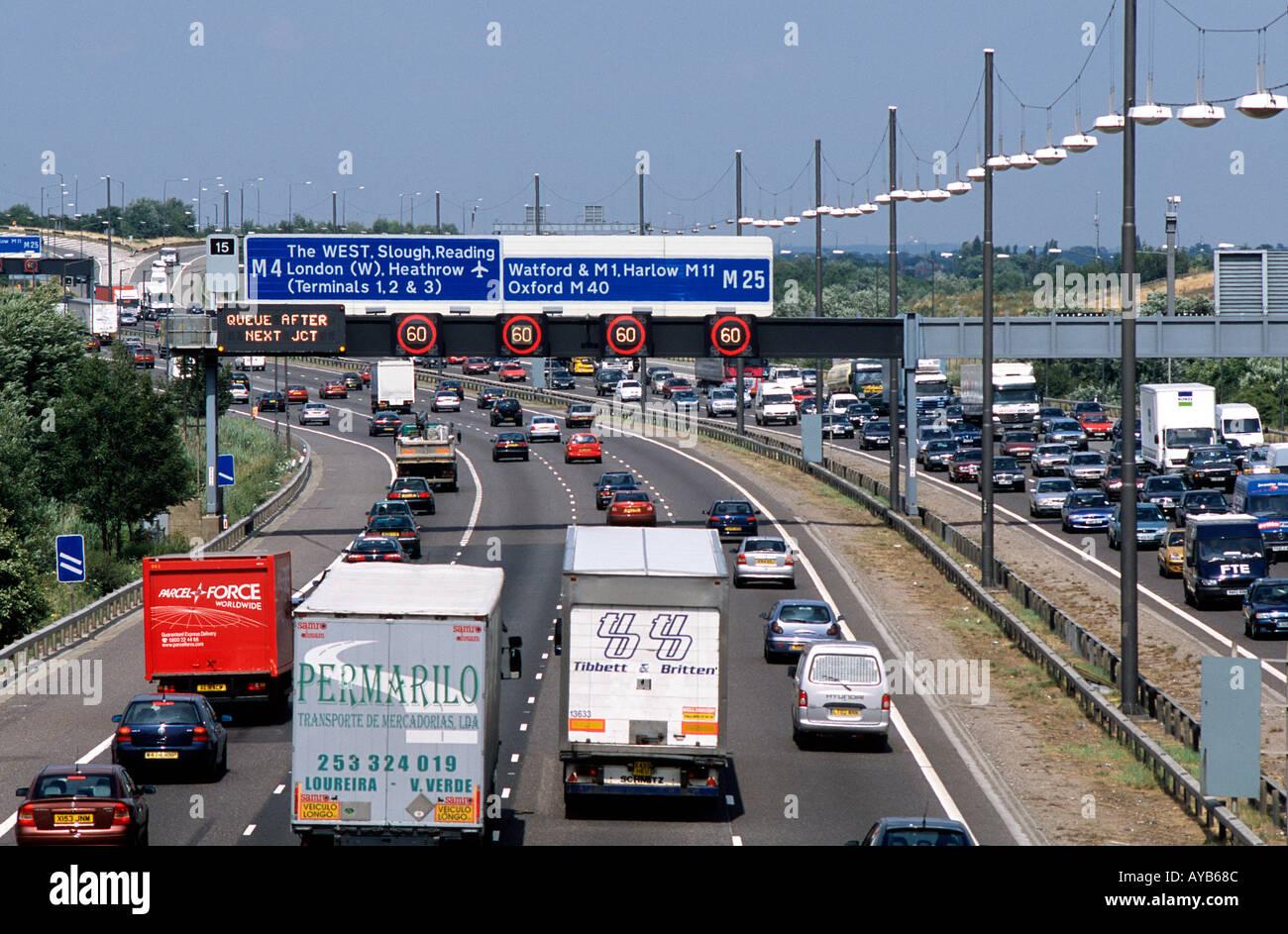 m25 traffic - photo #30