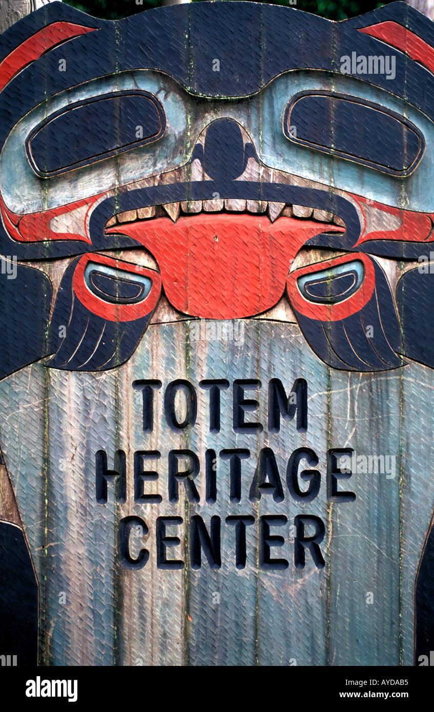 ketchikan totem heritage center