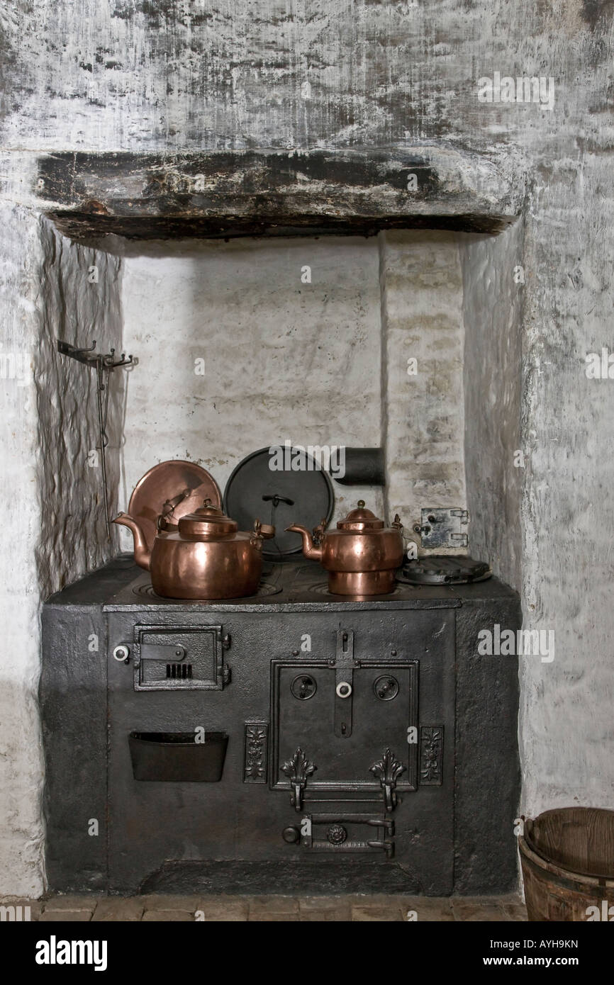 Beautiful Old Kitchen Range