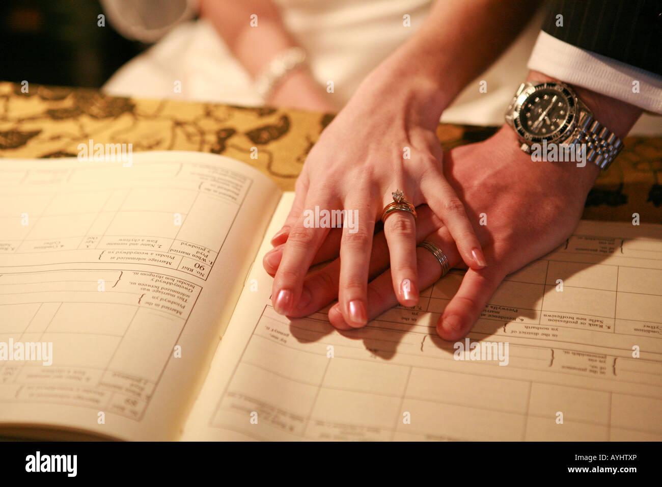 Register of marriage celebrants