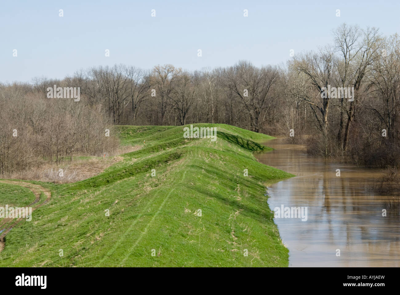 Catastrophic flooding of the White River nears a second ...