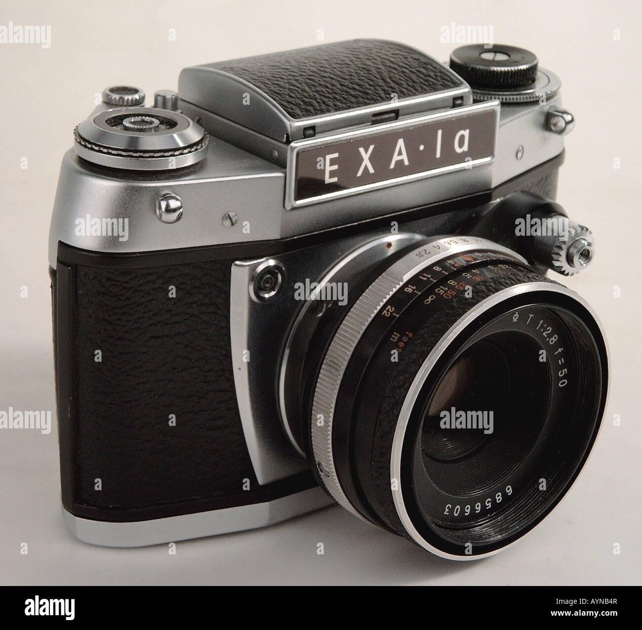 Ihagee: Exa Ia Price Guide: estimate a camera value