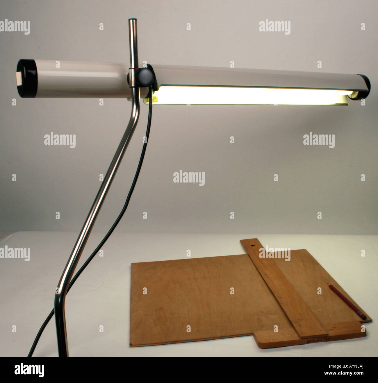 Energy, Lamps And Light, Desk And Drawing Table Light Model 3743, Produced  By VEB NARVA Leuchtenbau Arnsdorf, GDR, 1980s, Histor