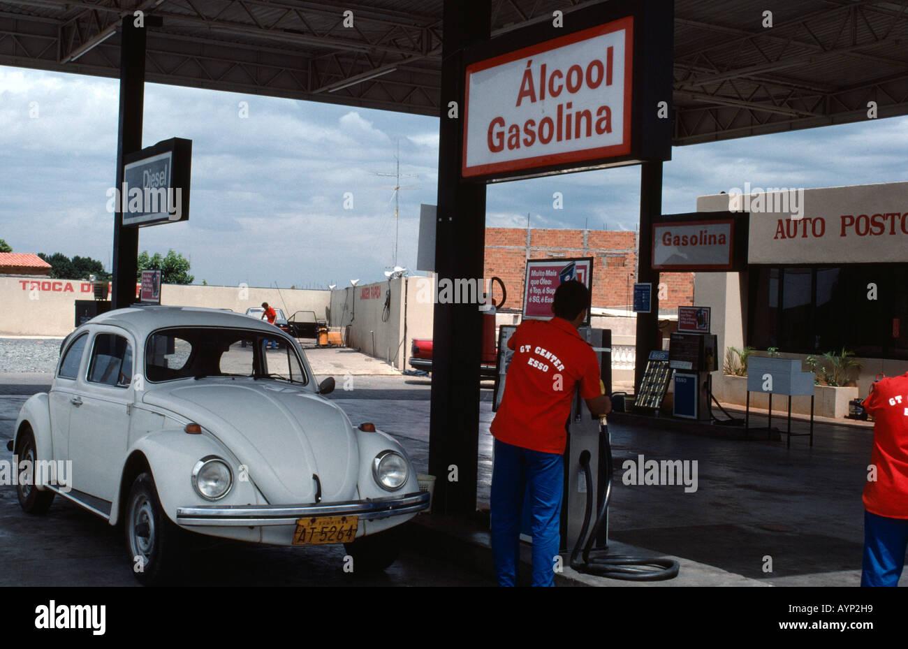 Brazil south america petrol station service station for South motors vw service