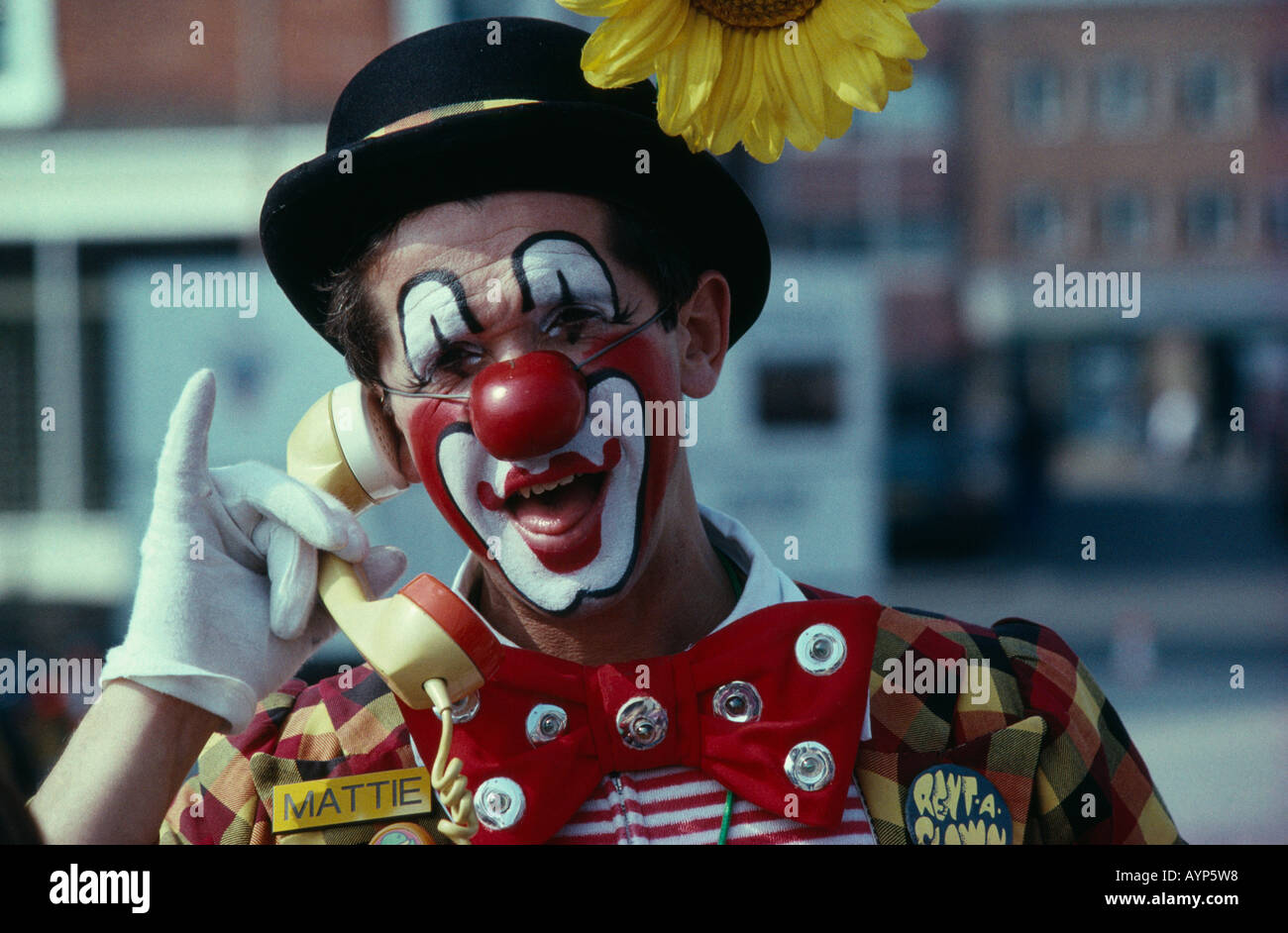 clown convention bognor regis stock photos u0026 clown convention