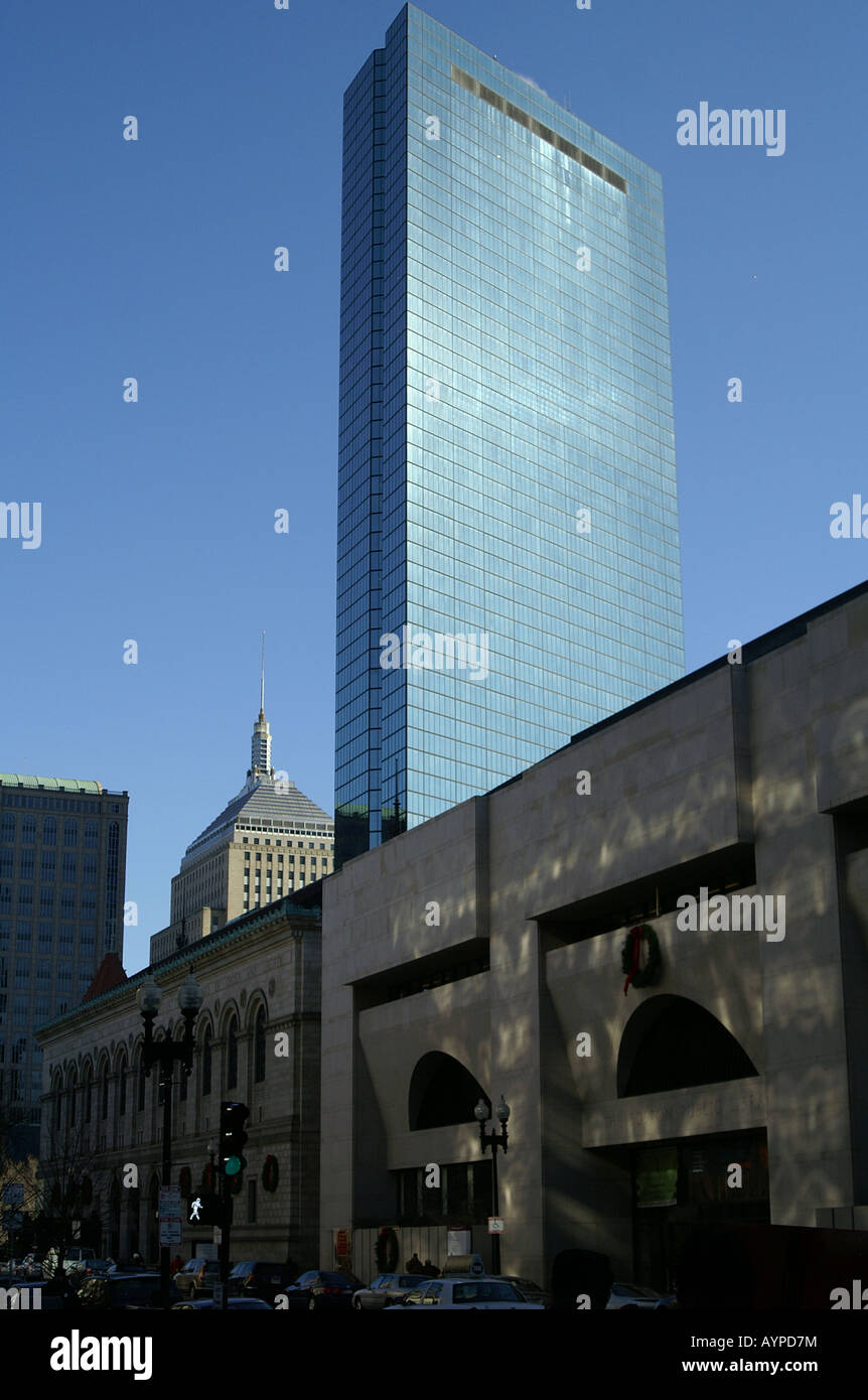 famous architects on flipboard john hancock tower with boston buildings by famous architects of stock photo royalty free image 17158375 alamy