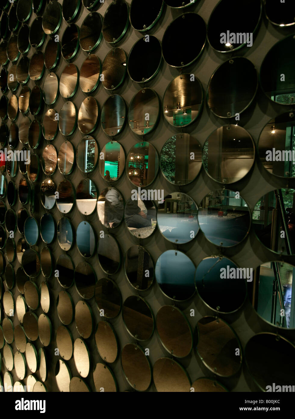 Mirrors on a wall in a nightclub stock photo royalty free image mirrors on a wall in a nightclub amipublicfo Gallery