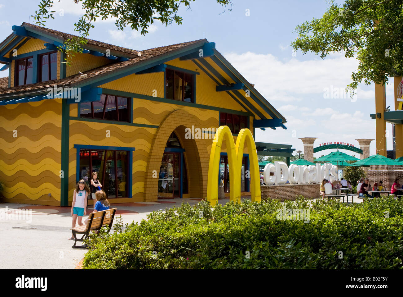 Fast Food Restaurants In Downtown Disney Orlando