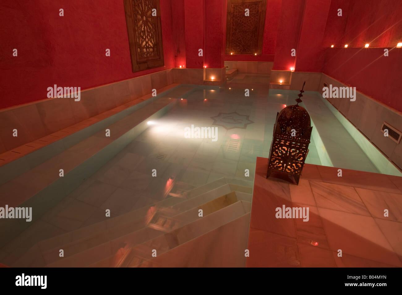 Aire De Sevilla Baños Arabes | One Of Three Baths At Aire De Sevilla Banos Arabes Arab Baths