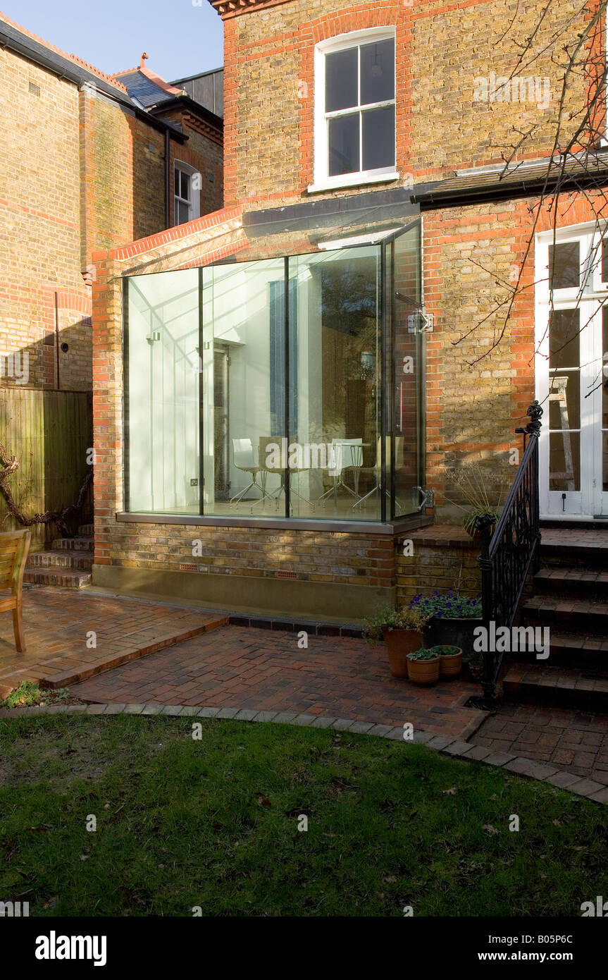 Uncategorized glass extension purecolonsdetoxreviews for Small glass homes