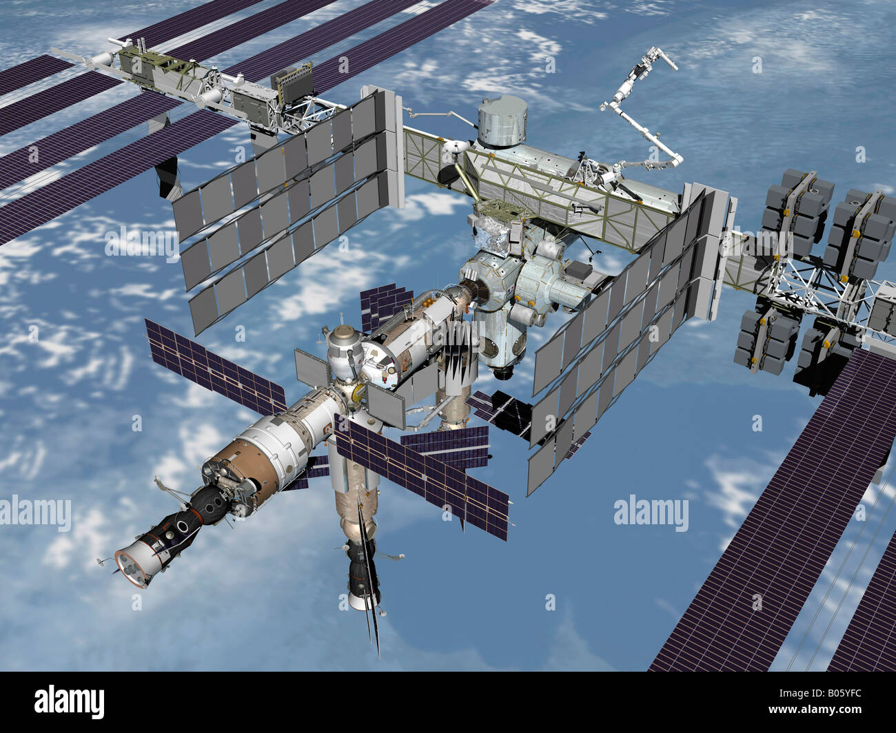 international space station space view - photo #29