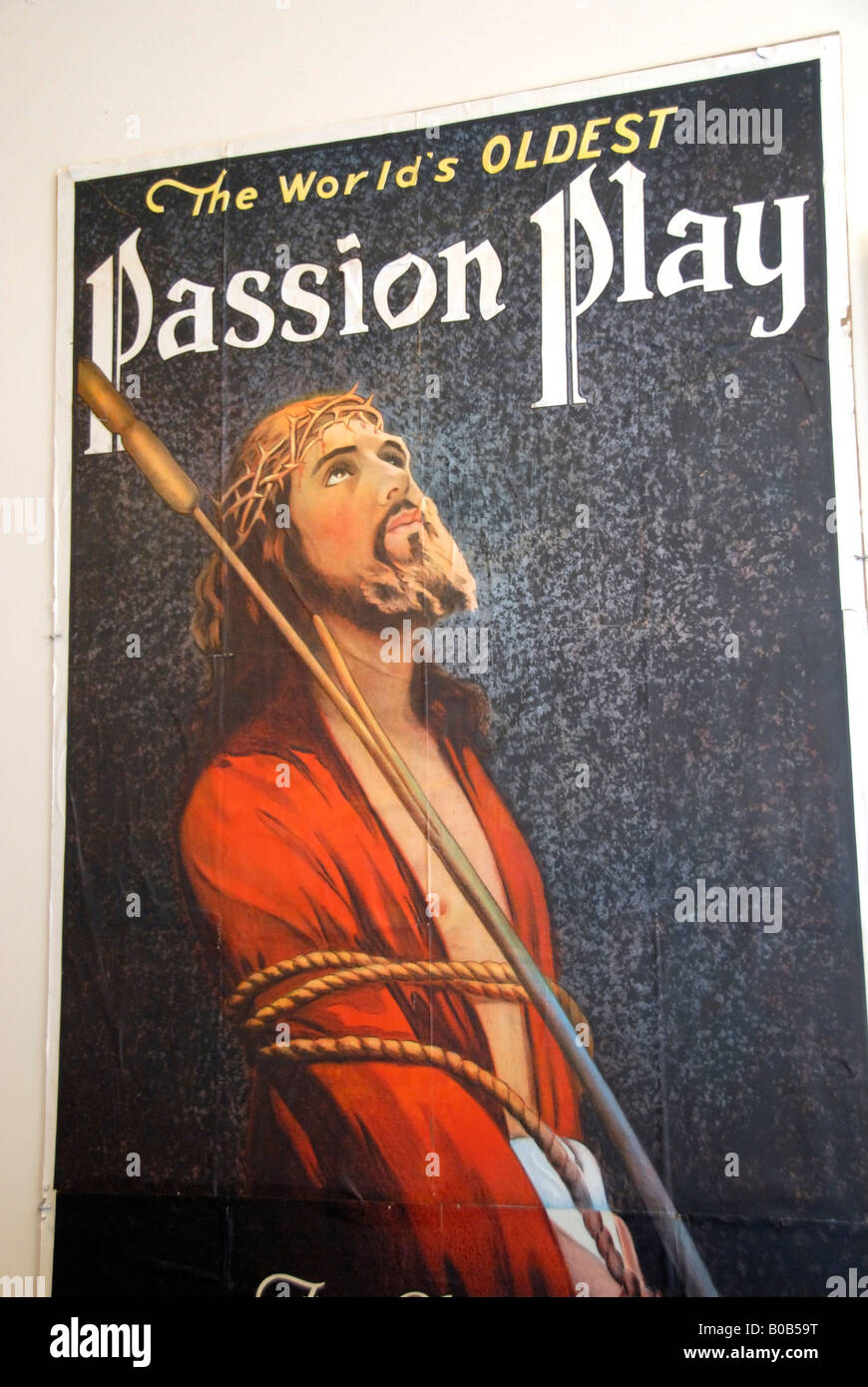 North America USA South Dakota Spearfish Black Hills Passion - Black museums in usa