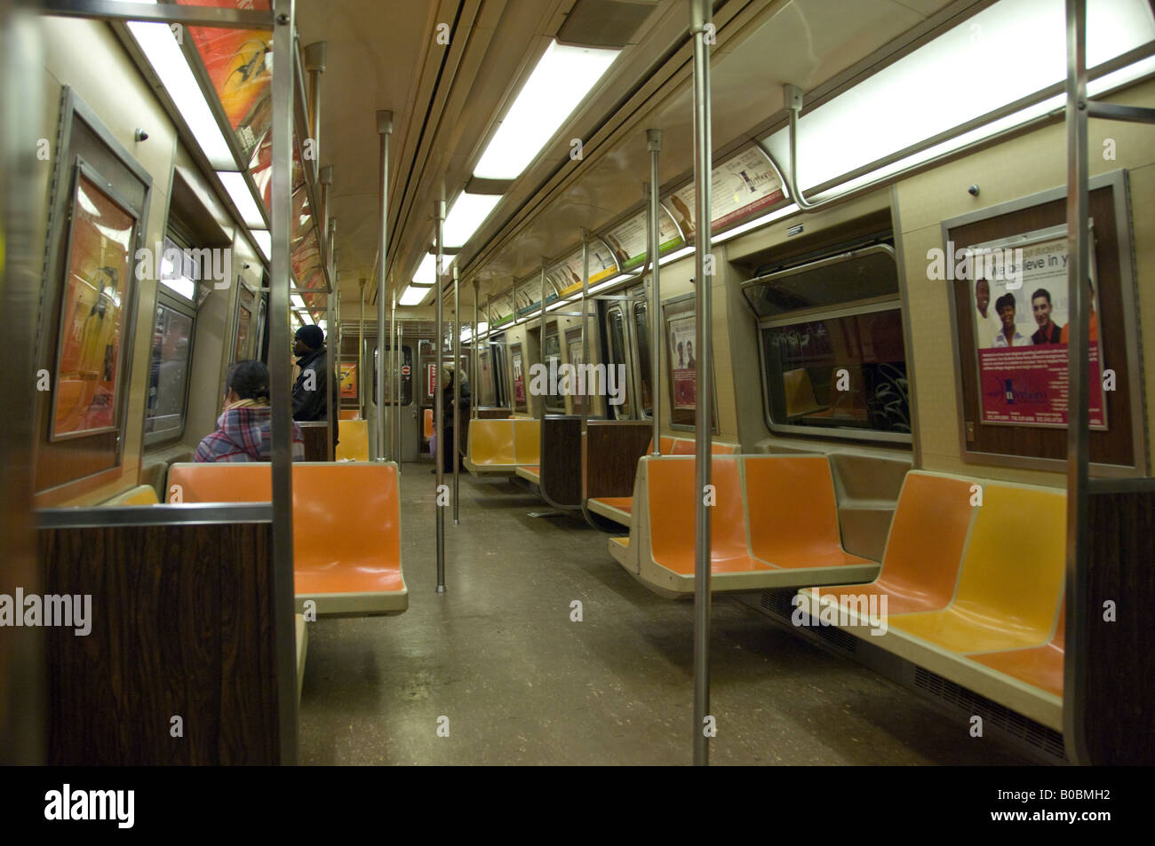 inside a subway car in manhattan new york stock photo royalty free image 17467998 alamy. Black Bedroom Furniture Sets. Home Design Ideas