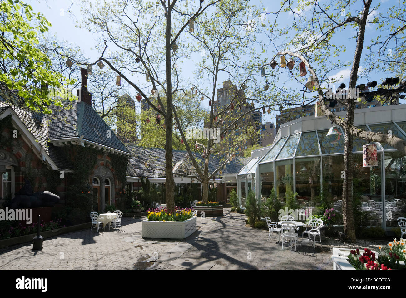 Tavern on the green restaurant central park manhattan for Cuisine on the green