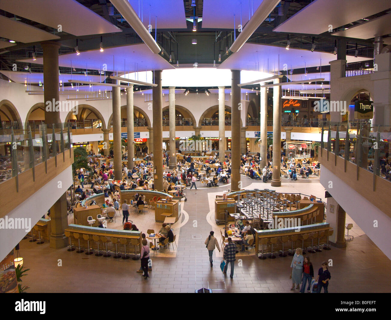 Meadowhall Opening Times Food Court
