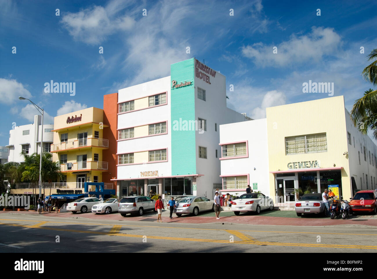 Hotels On Collins Ave South Beach Miami Florida