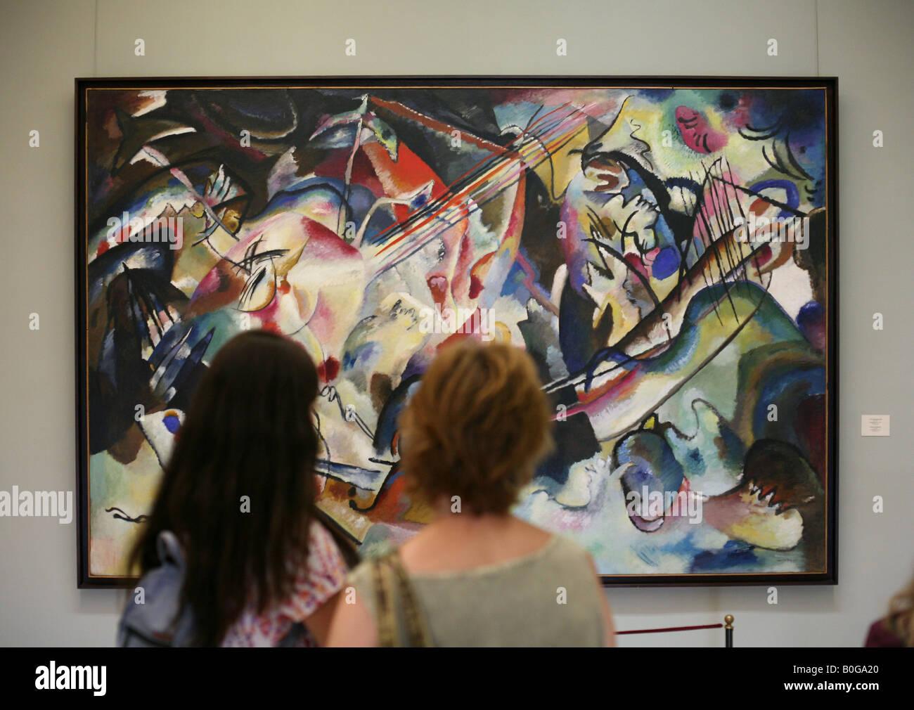 Wassily Kandinsky Composition