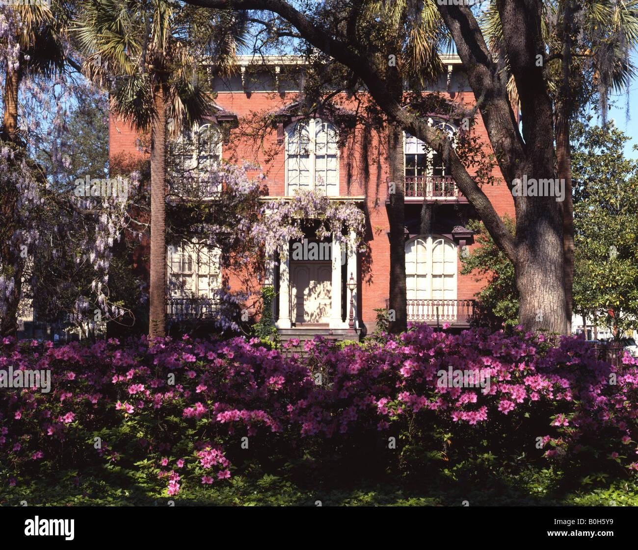 Savannah Style House House Design Plans