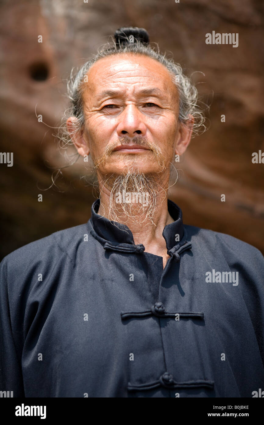 Editorial Stock Photo Old Chinese Man
