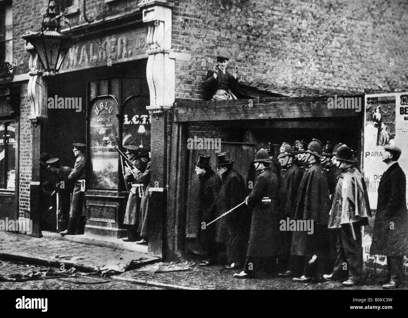 Indische Begleitung Whitechapel London
