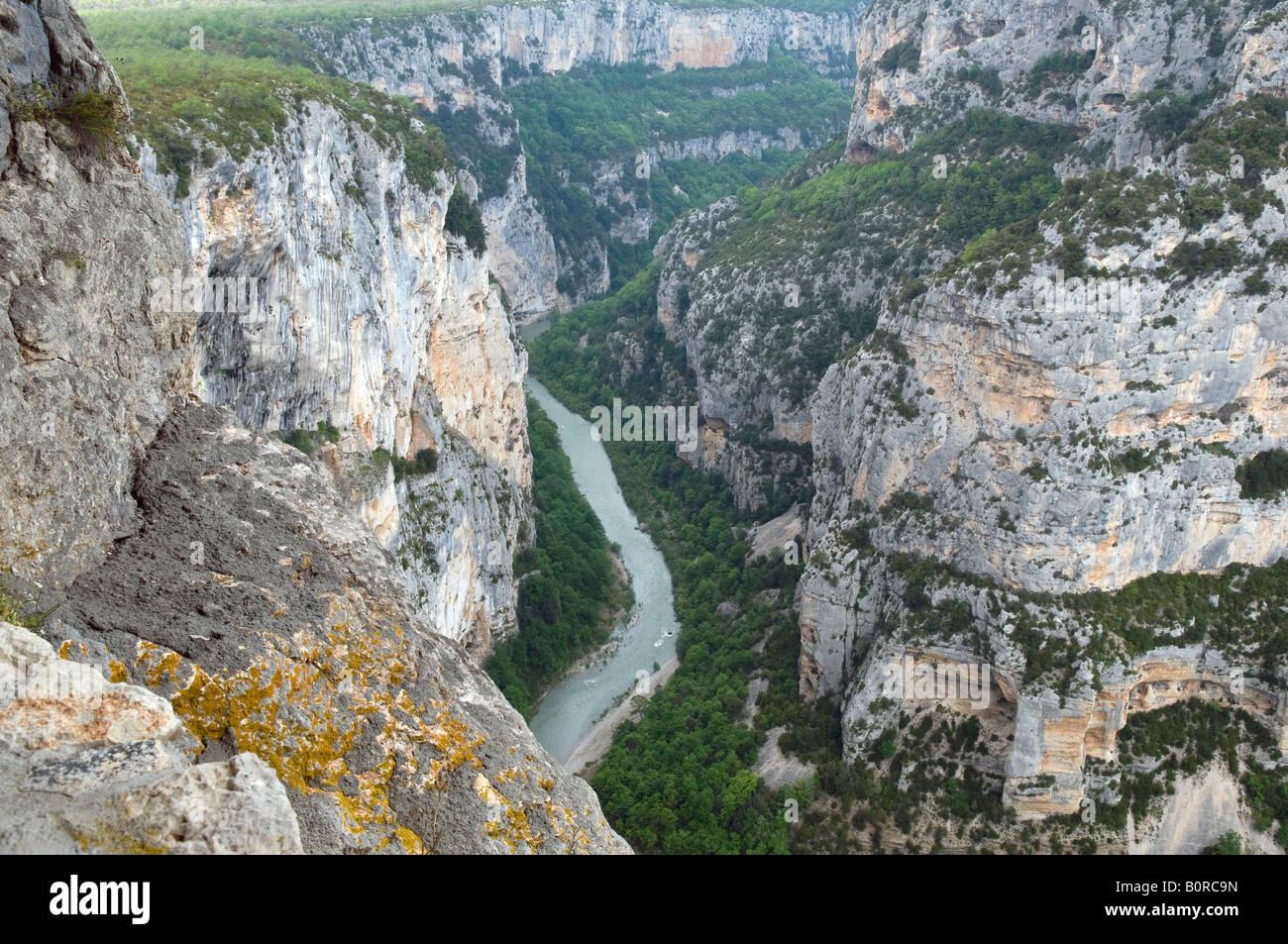 how to get to grand canyon du verdon
