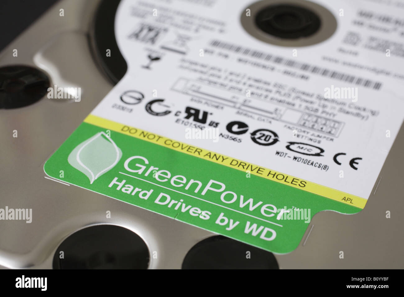 Eco friendly computing - computer hard drive with considerably ...