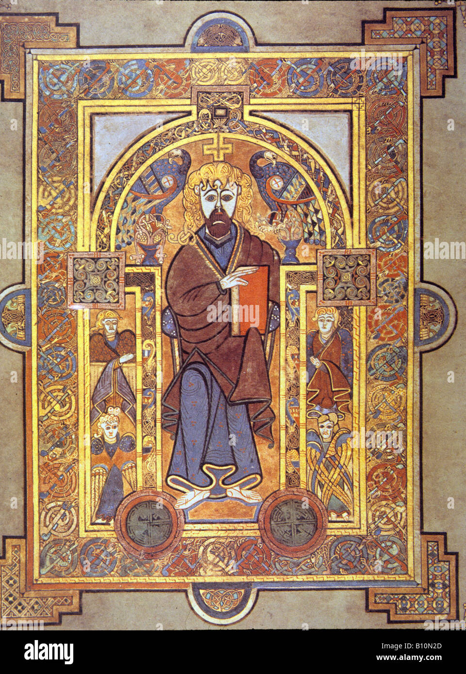 The book of kells pictures