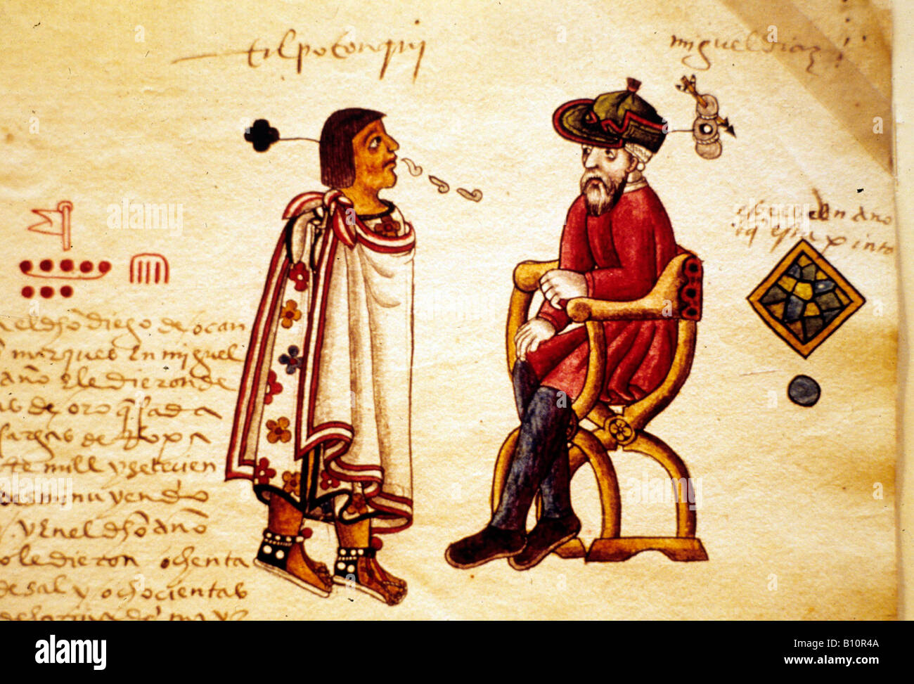 the spanish conquistadors The spanish conquest of the aztec empire, beginning in the mayans at cape catoche invited the spanish to land, and the conquistadors read the requirement of.