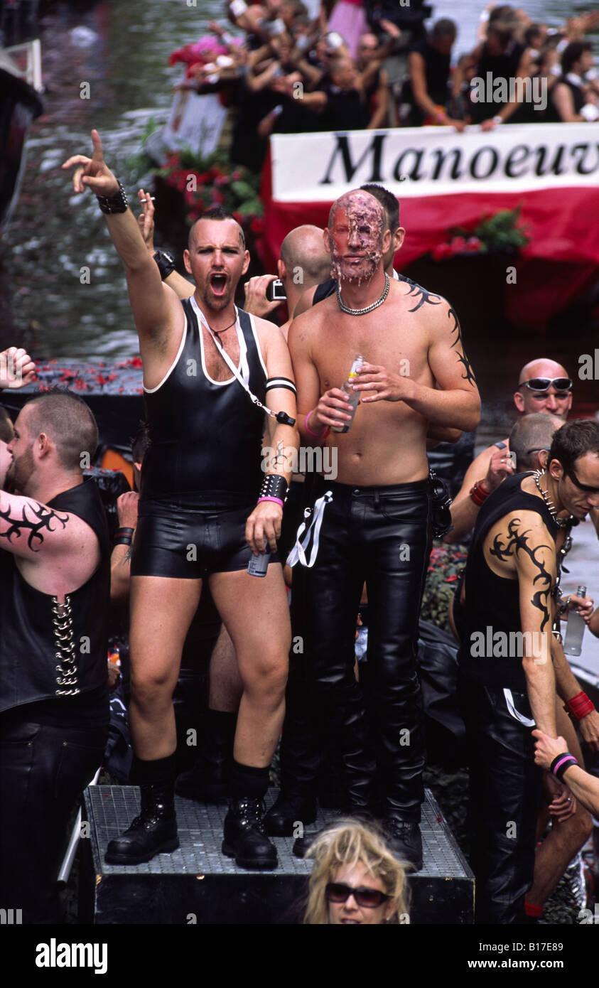 Gay Leather Men Pics 45
