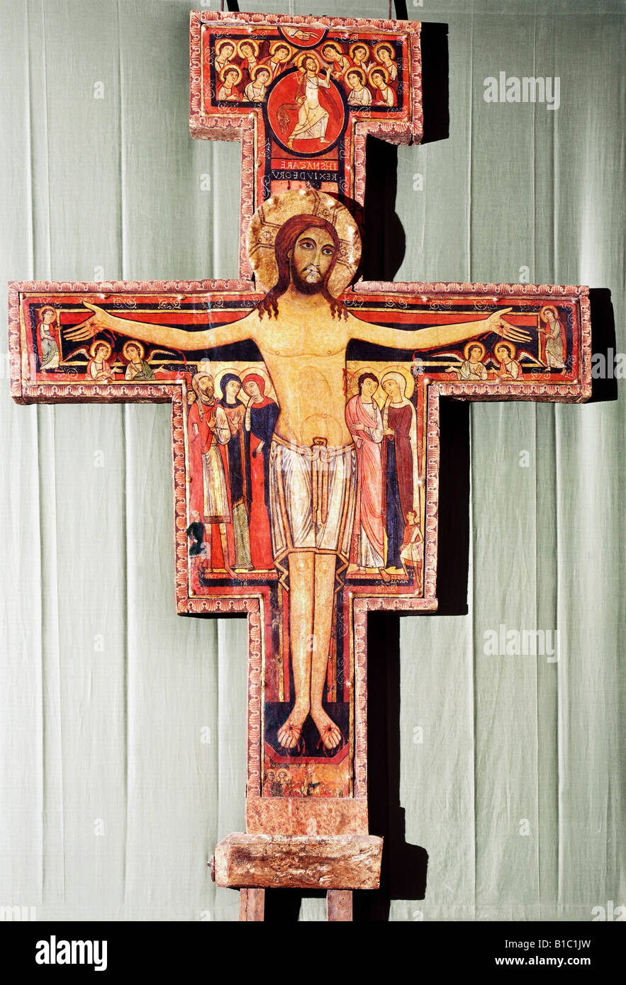 fine arts jesus christ crucifixion jesus at the cross with mary