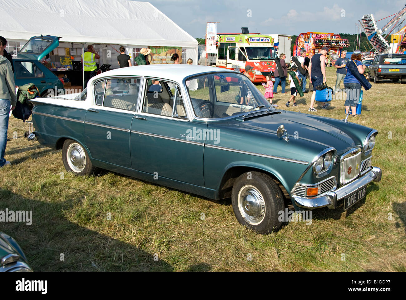 Old Cars Humber Stock Photos & Old Cars Humber Stock Images - Alamy