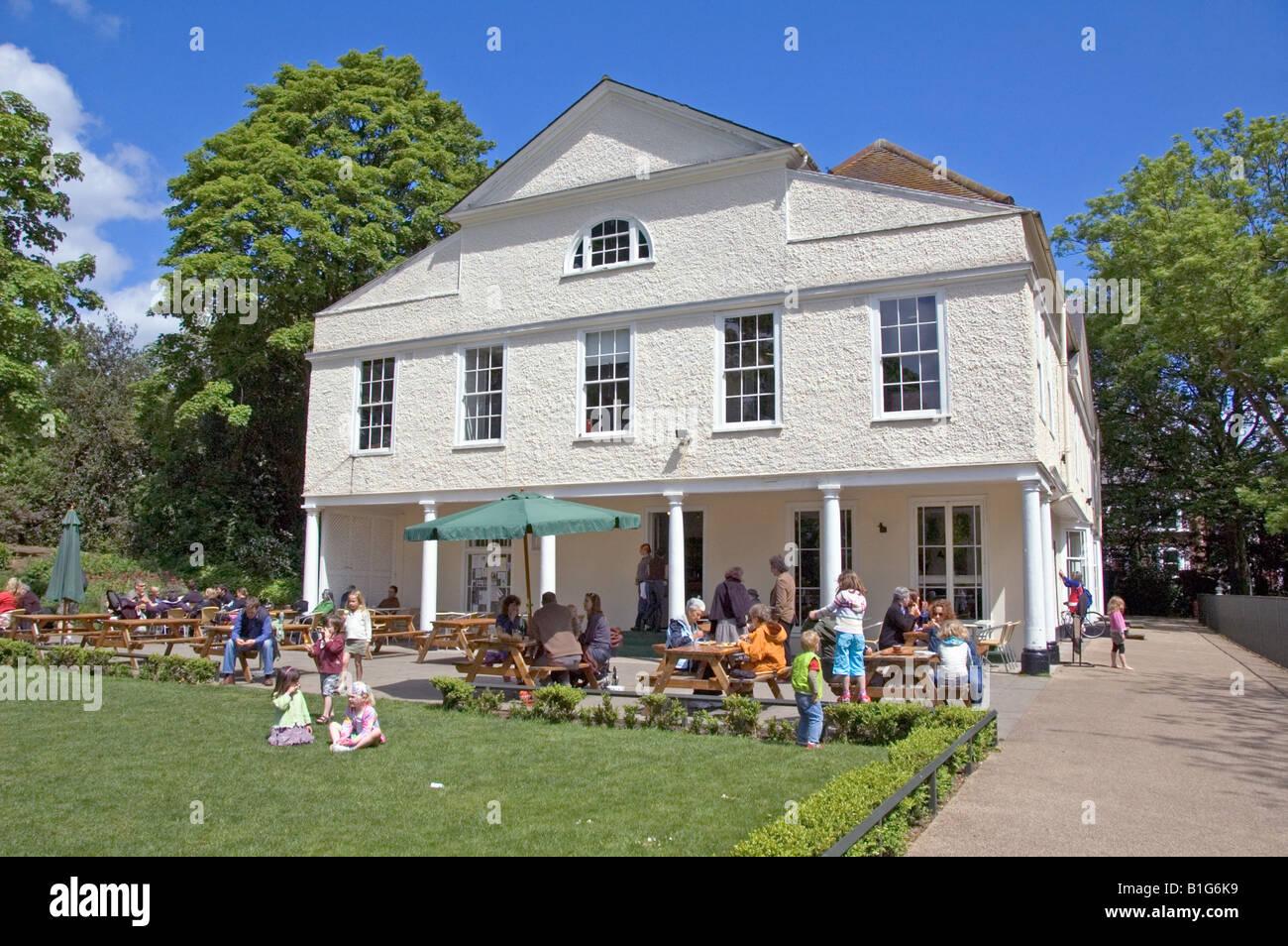 Lauderdale House Cafe Highgate