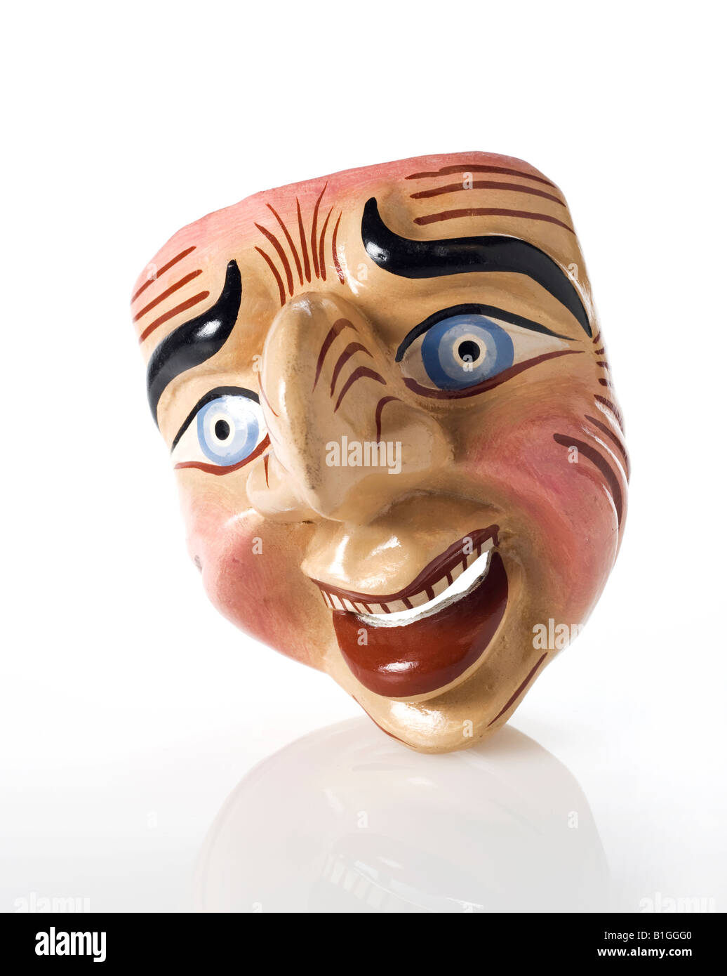 Mask Paper Mache Stock Photos & Mask Paper Mache Stock Images - Alamy