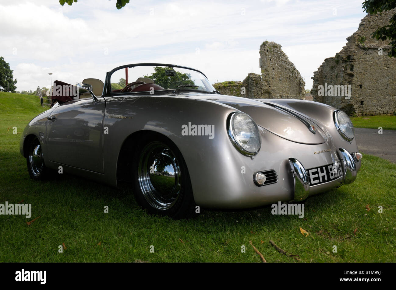 Chesil Speedster 2 Kit Car Loose Replica Of A Porsche 356 With Stock Photo Royalty Free Image