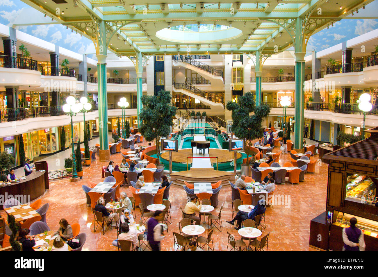 The Interior First Residence Shopping Mall At The Four