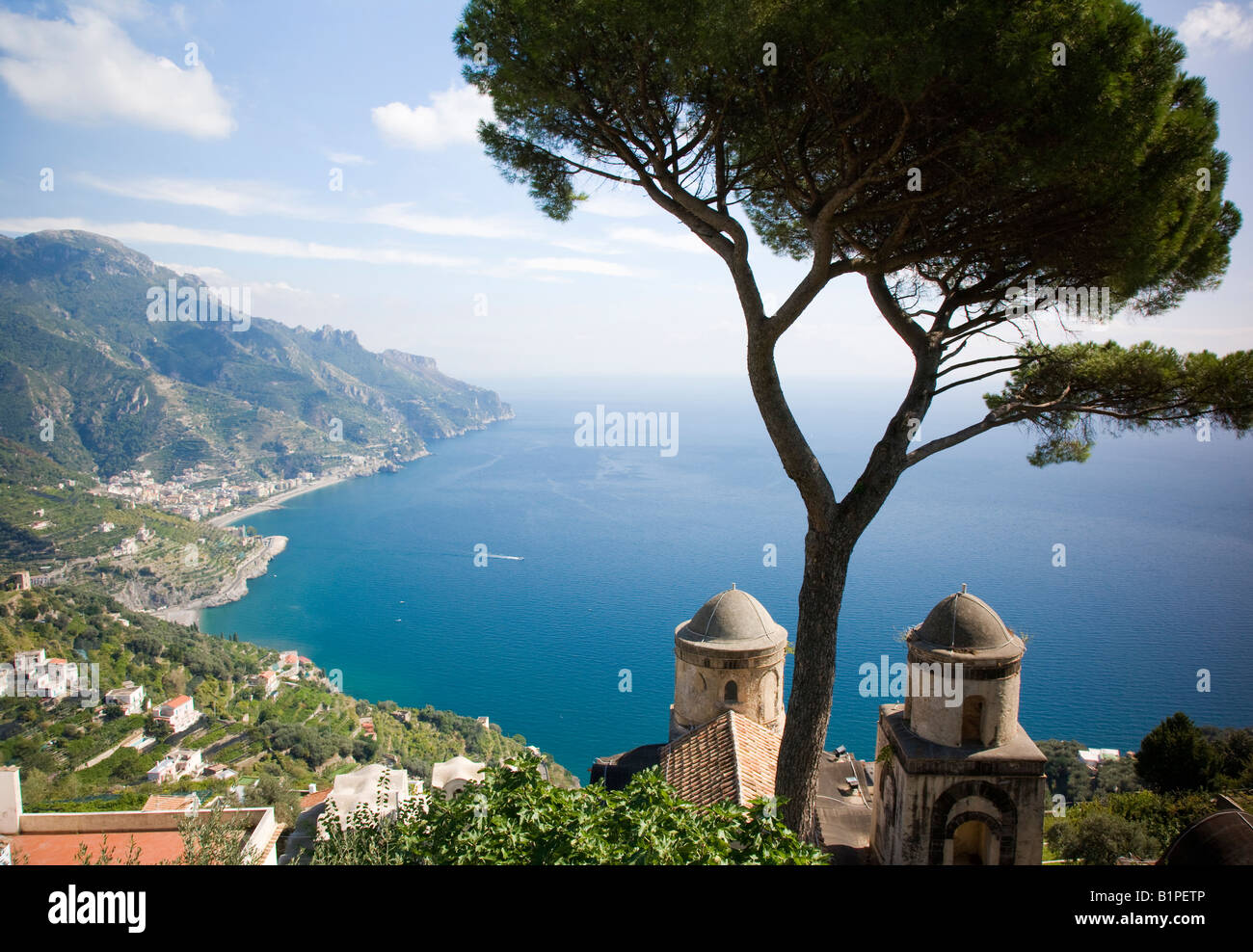 Gardens And Sea View Villa Rufolo Ravello Amalfi Coast