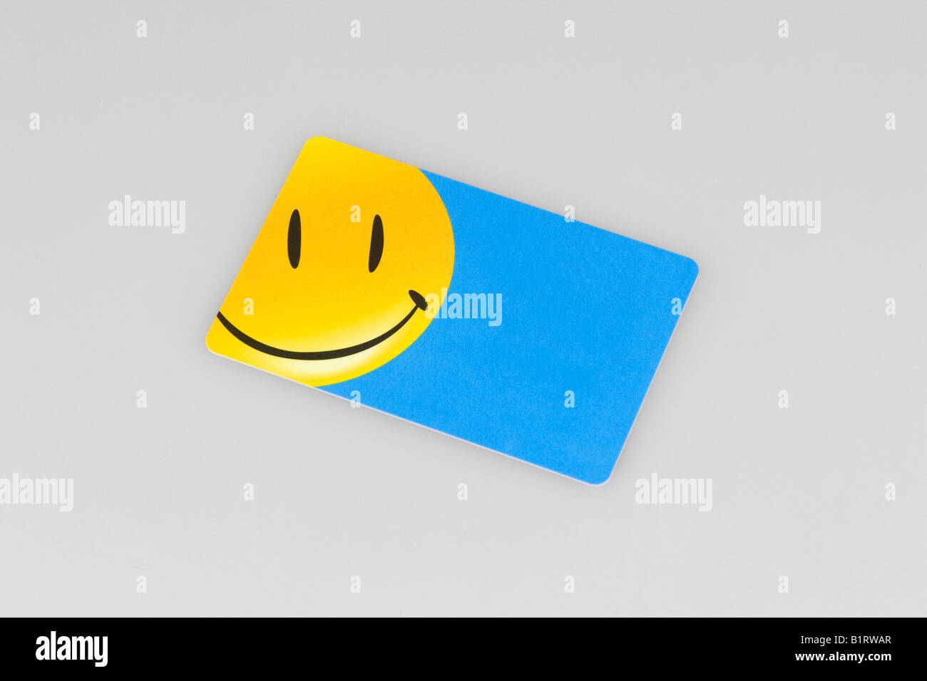 Wal mart gift certificate gift card smiley face stock photo wal mart gift certificate gift card smiley face 1betcityfo Choice Image
