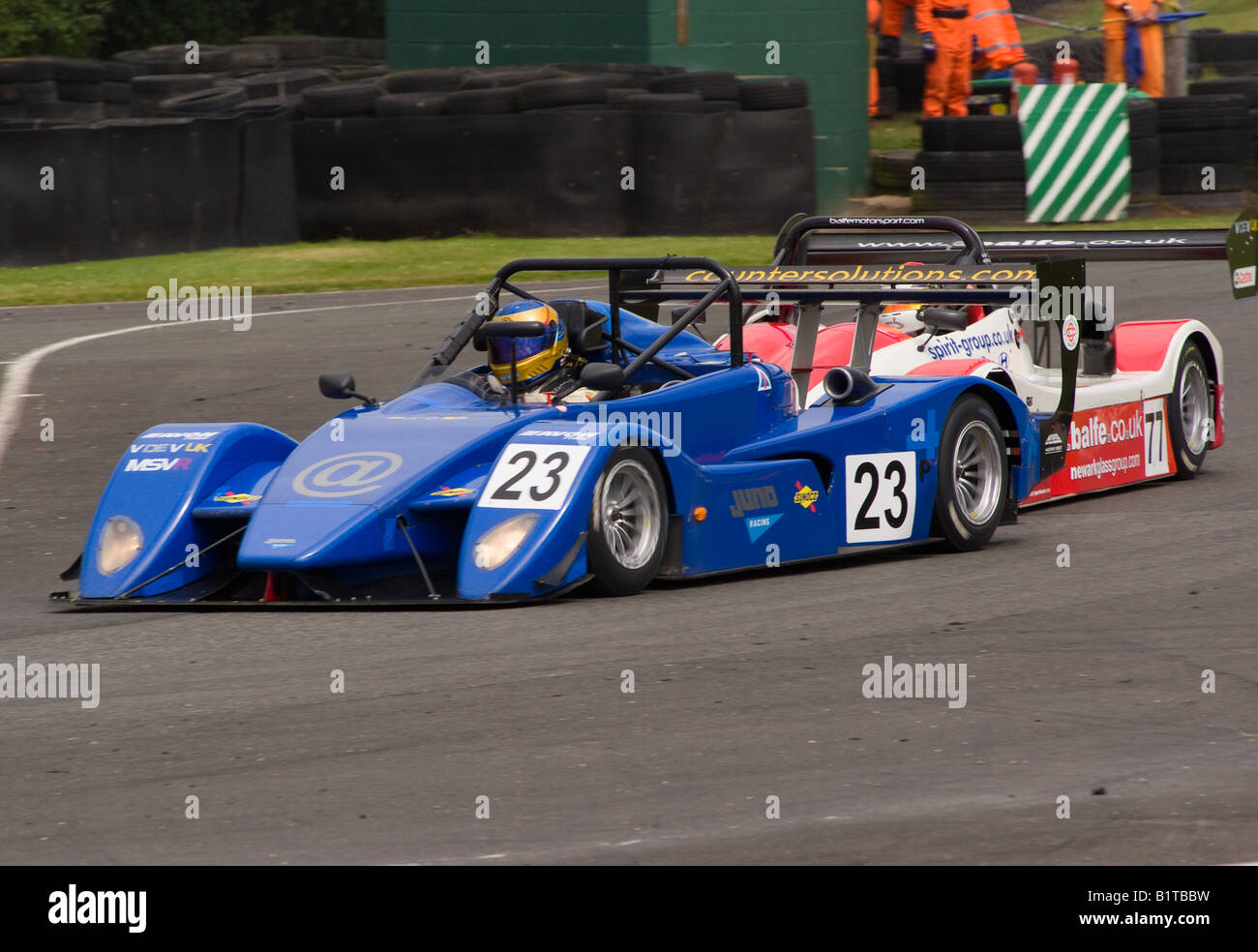 A V De V Uk Juno Sse And Norma Sports Race Cars In Brittens