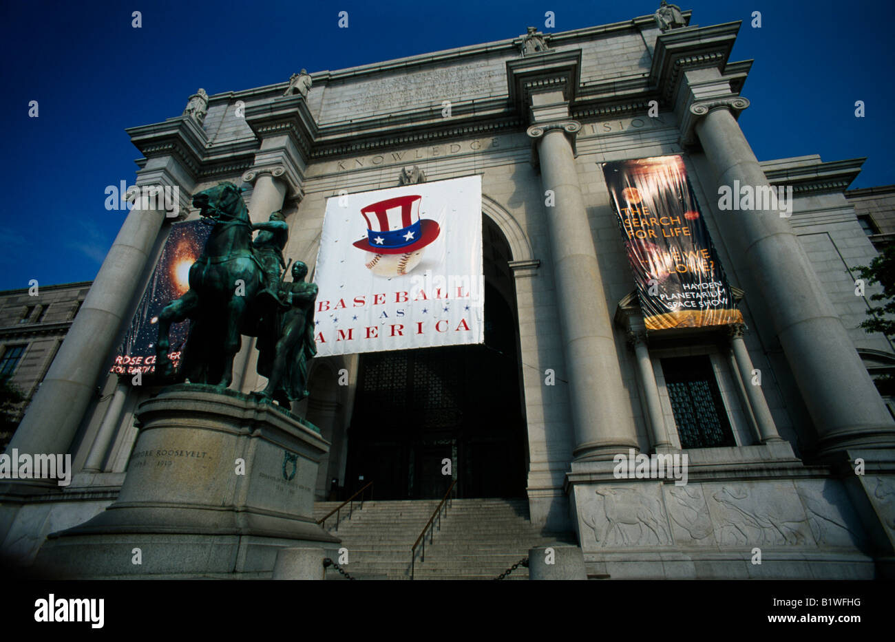 USA North America New York City Manhattan Natural History Museum - Historical museums in usa