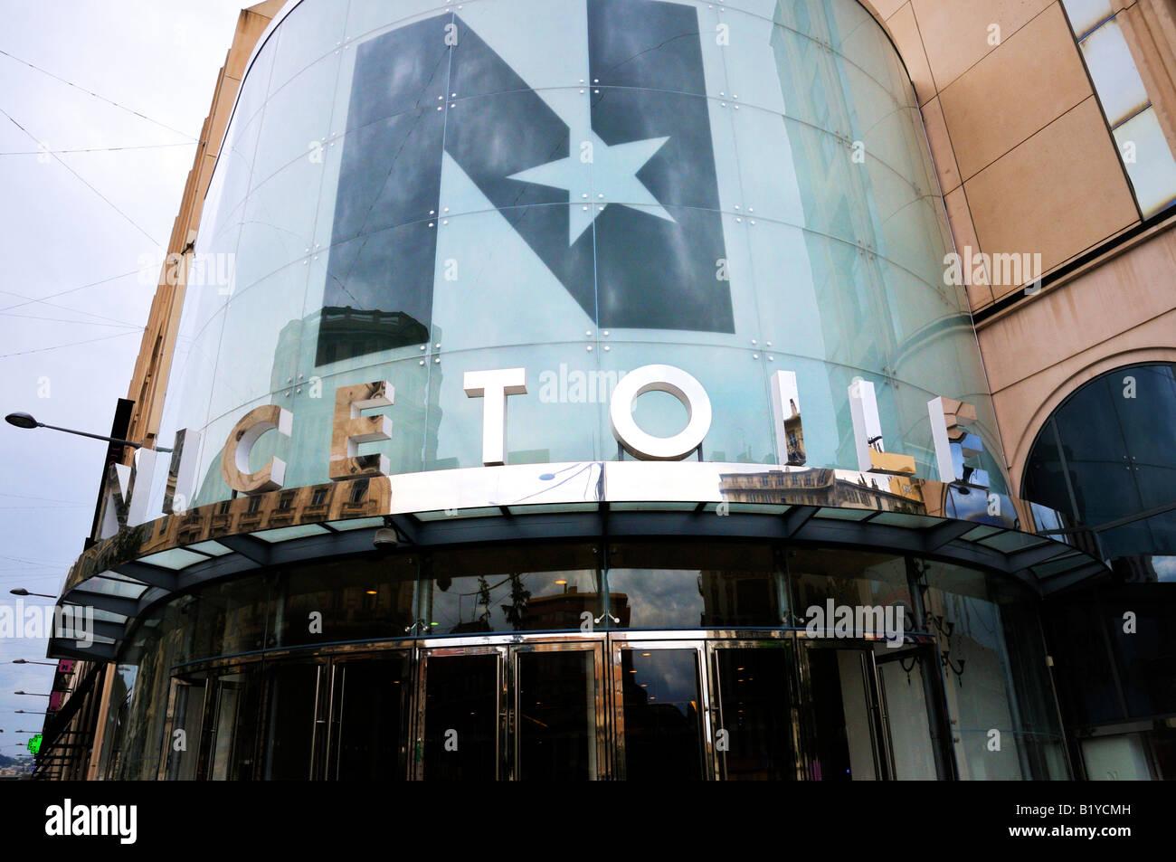 nice etoile shopping commercial centre av jean medecin. Black Bedroom Furniture Sets. Home Design Ideas